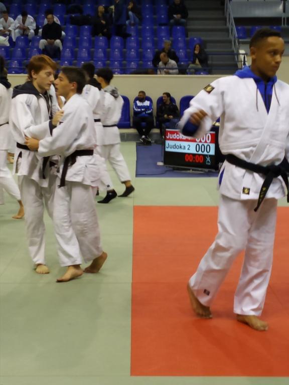 club judo 75016