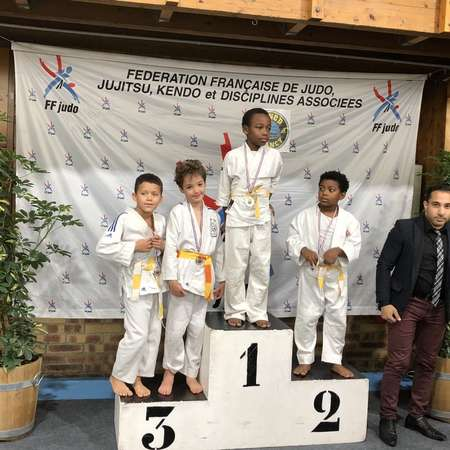 Tournoi de Drancy 2018