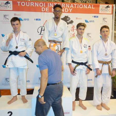 Tournoi Cadets Bondy